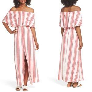NWOT ELAN Off the Shoulder Cover-Up Dress Sz XS